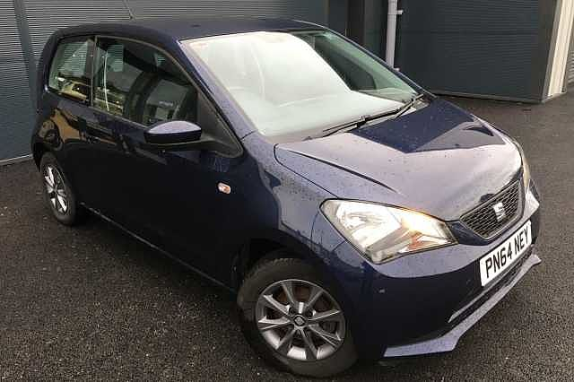 SEAT Mii 1.0 12v I-TECH (60PS) Hatchback 3-Door