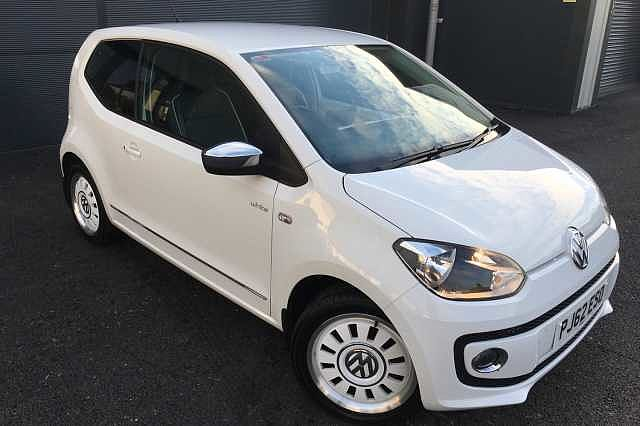 VOLKSWAGEN up! 1.0 75PS White