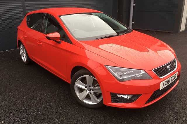 SEAT New Leon 1.4 EcoTSI (150PS) FR Hatchback 5-Door