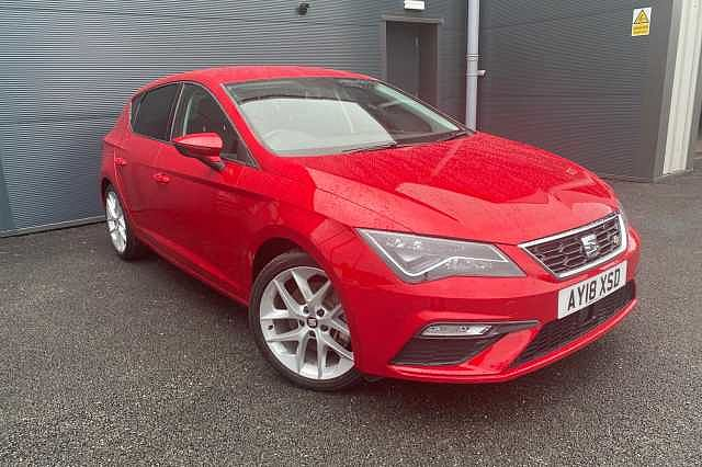 SEAT Leon 5dr 1.8 TSI FR Technology (180 PS)